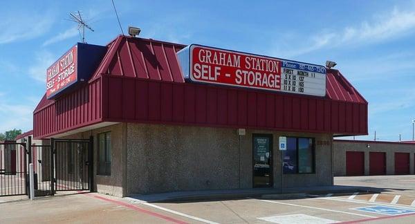Elegant Photo Of Graham Station Self Storage   Arlington, TX, United States