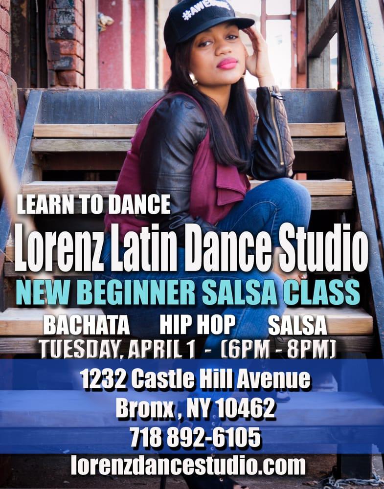 Lorenz Latin Dance Studio - Bronx