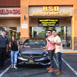 Photo Of Rsd Auto Broker Walnut Ca United States Thank You Terrence