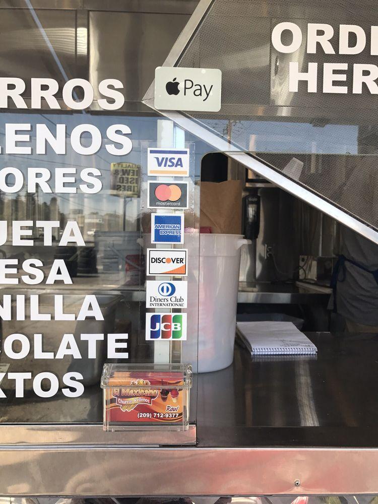 El Mexicano Churros Rellenos: 2537 Waterloo Rd, Stockton, CA