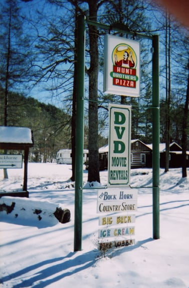 The Buckhorne Country Store & Campground: 3508 Douthat Rd, Clifton Forge, VA