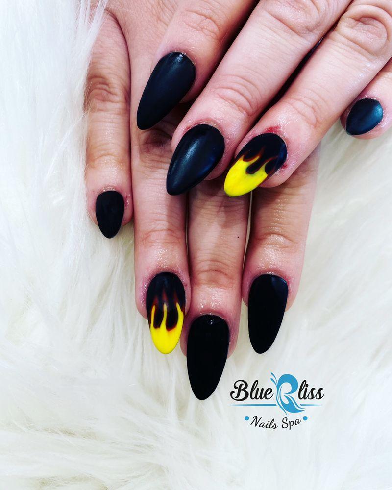 Blue Bliss Nails Spa: 3450 W Chandler Blvd, Chandler, AZ