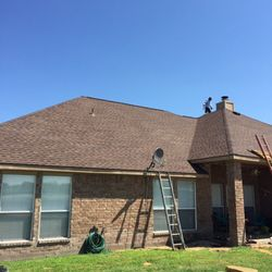 Photo Of Tiger Roofing   Kaufman, TX, United States. Another Roof In 2016