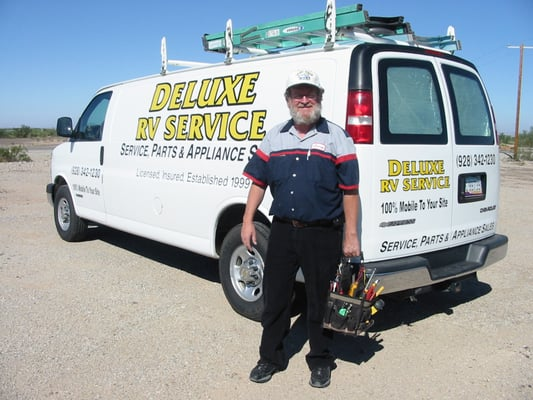 Deluxe Mobile Rv Repair Service
