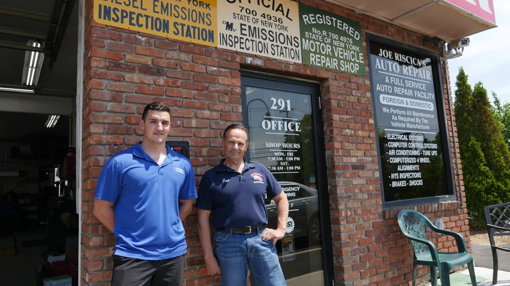 Joe Riscica's Auto Repairs: 291 Bay Shore Rd, Deer Park, NY