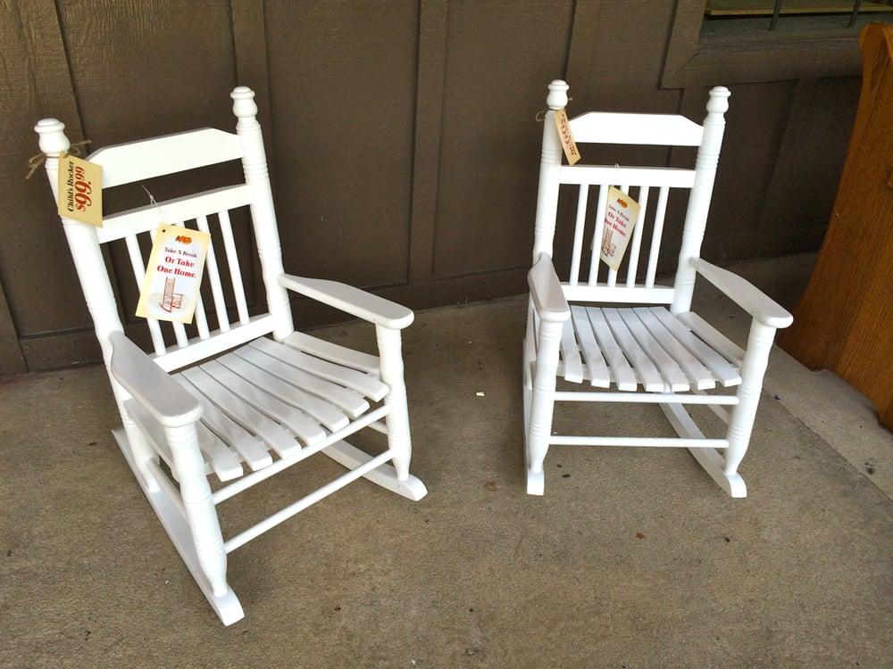 FL Gators Rocking Chairs.   Yelp