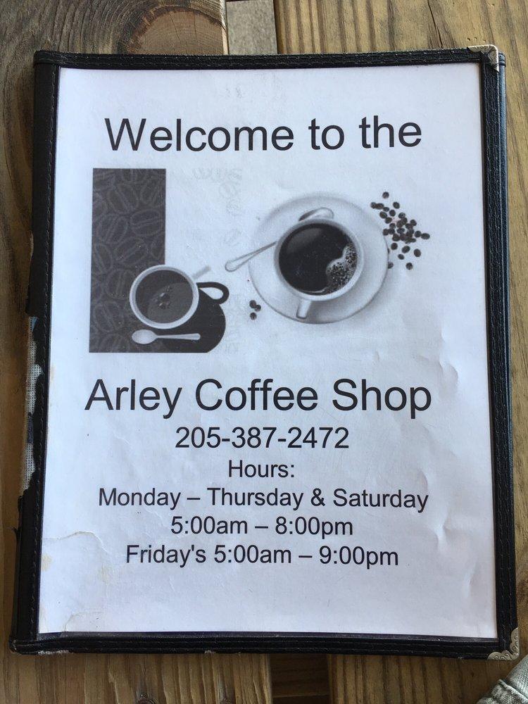 Arley Coffee Shop: 6670 County Rd 41, Arley, AL