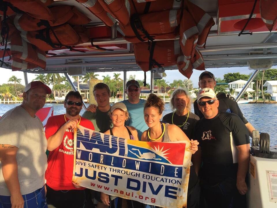 Captain Rick's Diving Adventure: 760 S State St, Westerville, OH