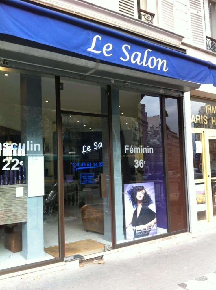 le salon ferm coiffeurs salons de coiffure 192 bd haussmann 8 me paris france. Black Bedroom Furniture Sets. Home Design Ideas