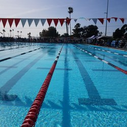 Photo Of Long Beach Olympic Pool Ca United States