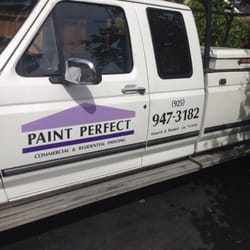 Truck Paint Repair Walnut Creek >> Paint Perfect Painters 3288 Sun Valley Ave Walnut Creek Ca