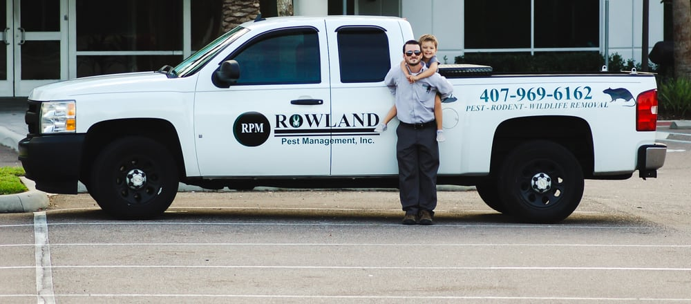 Rowland Pest Management: 1490 Sunshadow Dr, Casselberry, FL