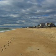 You Meet Some Photo Of Charlestown Town Beach Ri United States Long Stretch