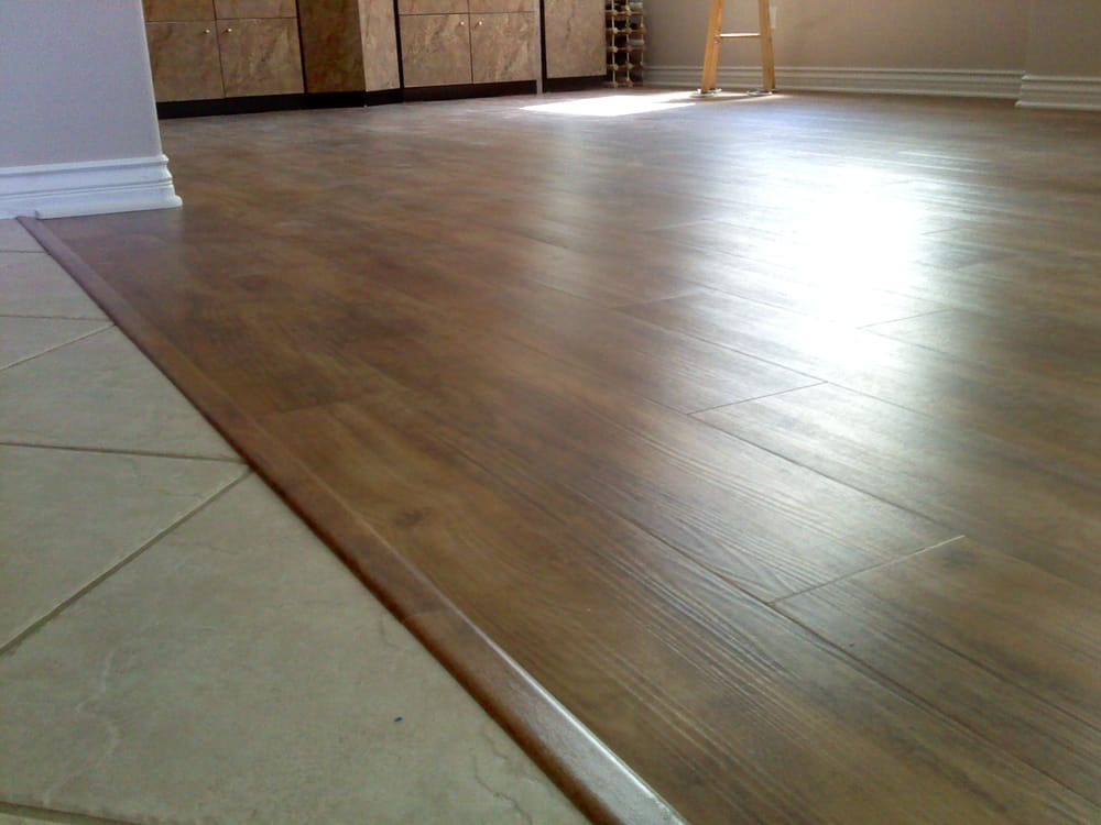 Our Client S Vinyl Plank Floor Job Yelp
