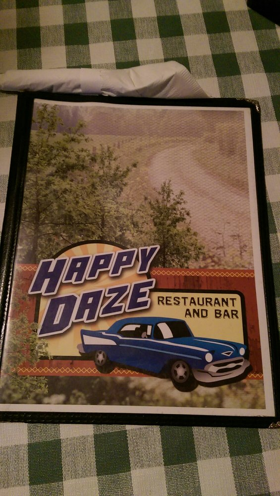 Happy Daze: W10088 US Hwy 8, Kennan, WI