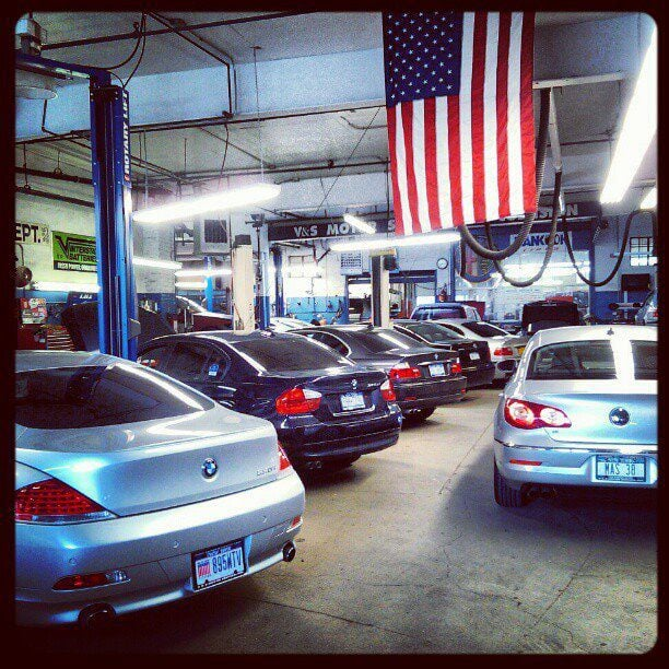 German Car Repair Specialists Right In Bayside Come Visit