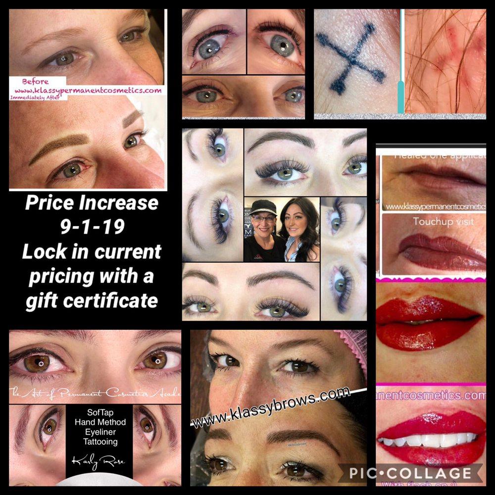 Klassy Permanent Cosmetics: 830 Main St, Lewiston, ID