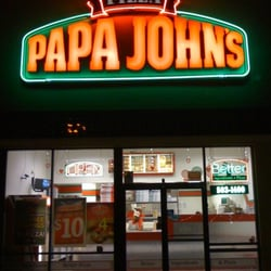 Papa John's stores in Phoenix - Hours, locations and phones Find here all the Papa John's stores in Phoenix. To access the details of the store (locations, store hours, website and current deals) click on the location or the store name.
