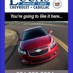 lucas chevrolet cadillac car dealers 101 s james campbell blvd. Cars Review. Best American Auto & Cars Review