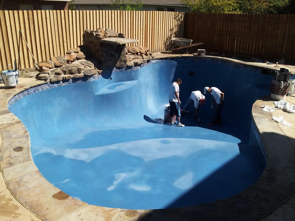 Azure Pools & Outdoor Living: 1333 W McDermott Dr, Allen, TX