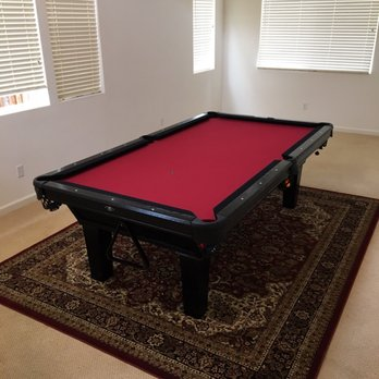 Photo Of Admiral Pool Tables   Hayward, CA, United States. New Pool Table