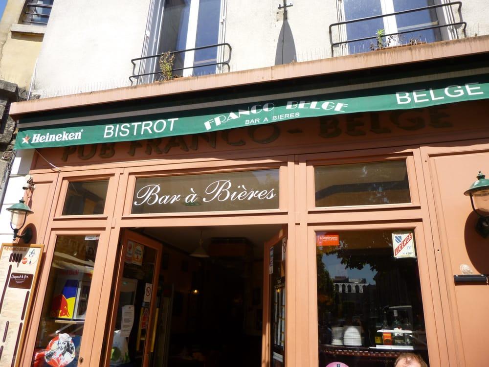 Franco belge fran ais 3 rue de la pourvoierie - Comptoire d electricite franco belge ...