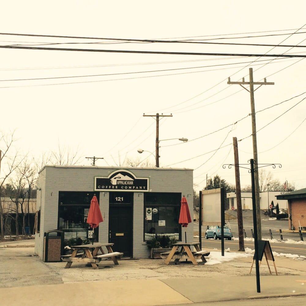 Appalachian Coffee Hendersonville Nc