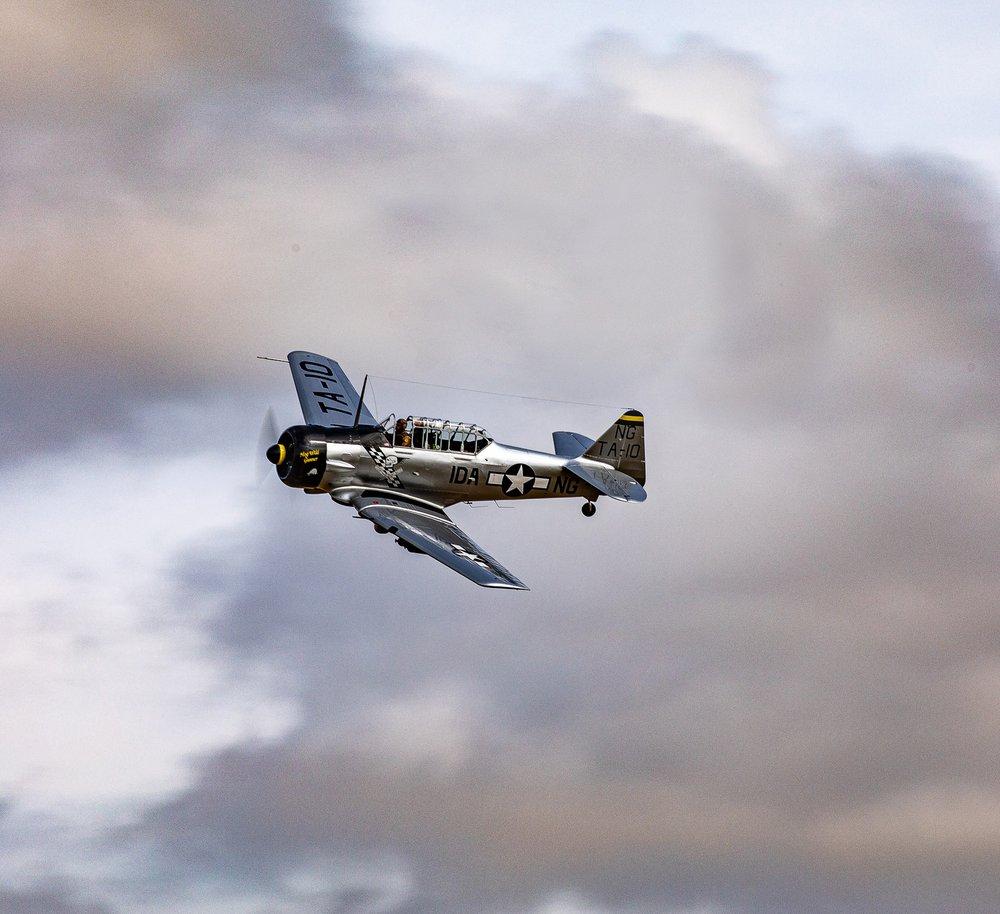 Heritage Flight Museum: 15053 Crosswind Dr, Burlington, WA