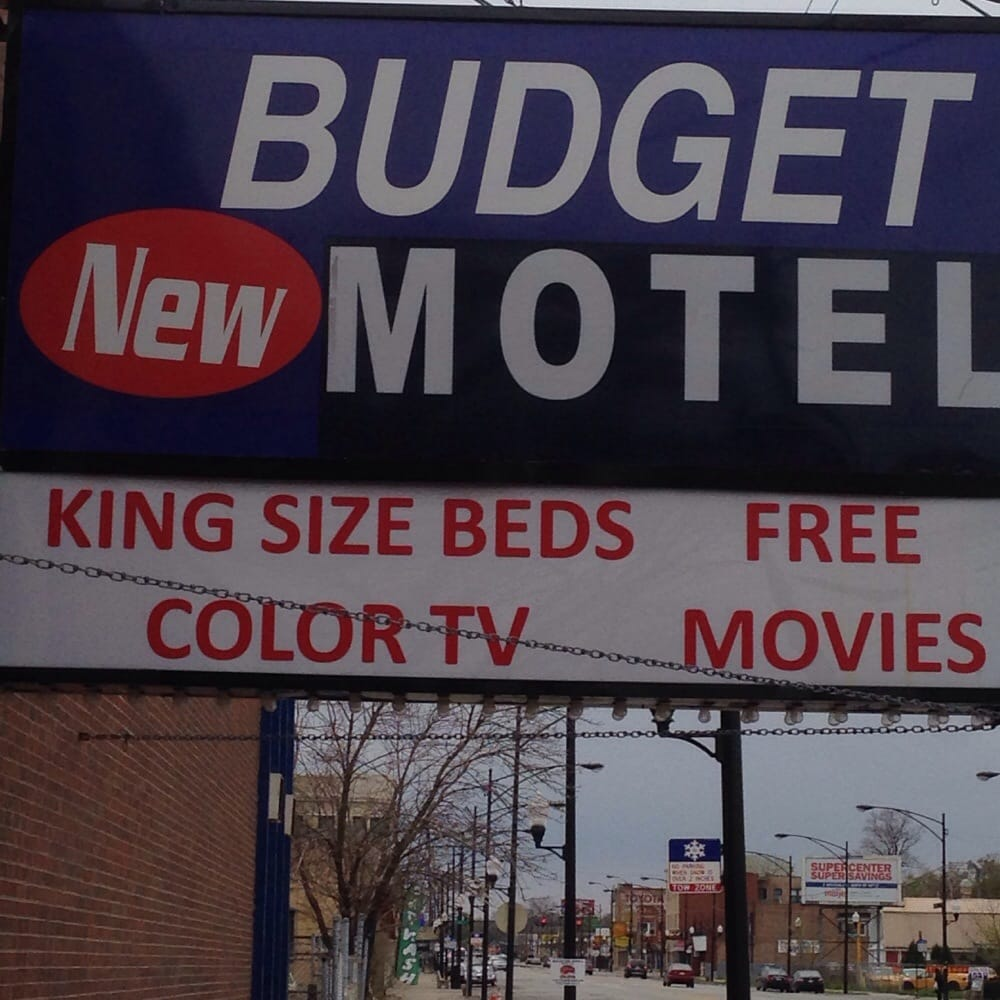 New budget motel hotels 8903 s ashland ave washington for Budget hotels in chicago