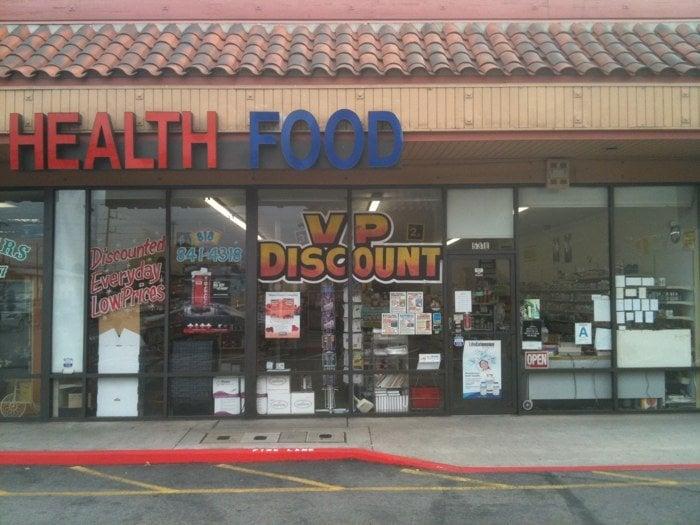 Vp Discount Health Food Mart