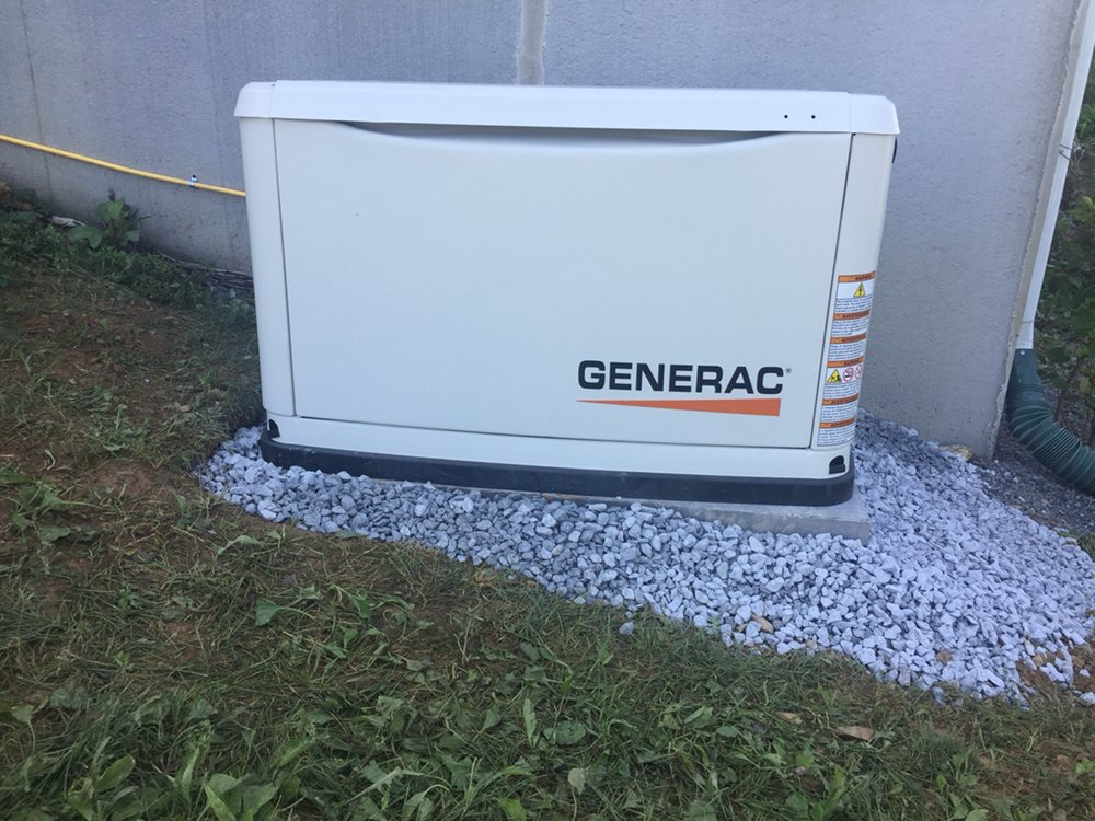 20 kW Generac, Evolution controller installed in
