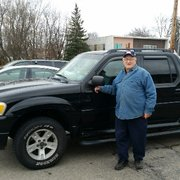 Matt and Katie were Photo of Meiers Motors - Appleton, WI, United States. Another happy customer.