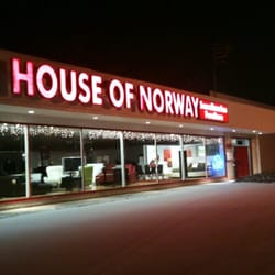 Photo Of House Of Norway   Fairfield, NJ, United States. Night Time ...