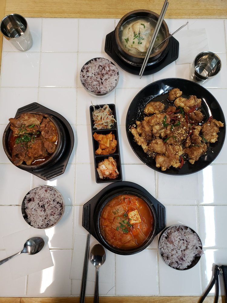 Food from Koreana