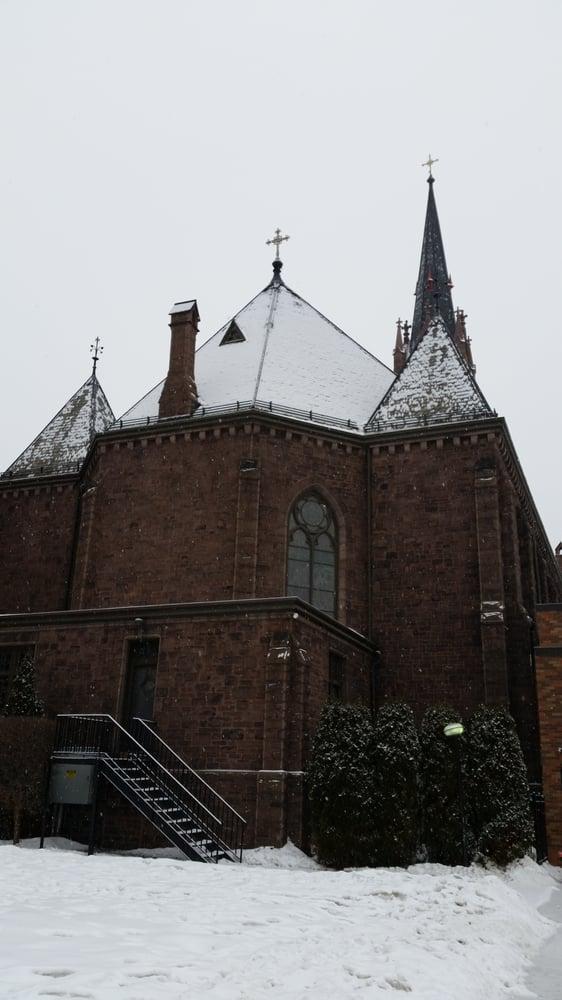 St Nicholas Church: 226 S Washington St, Wilkes Barre, PA
