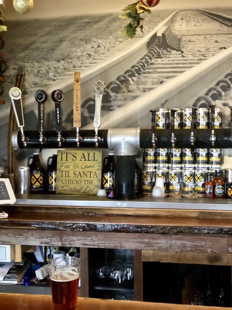 Twisted Rail Brewing Company: 169 Lakeshore Dr, Canandaigua, NY