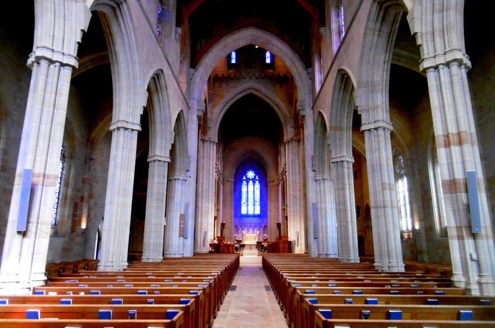 Bryn Athyn Cathedral: 900 Cathedral Rd, Bryn Athyn, PA
