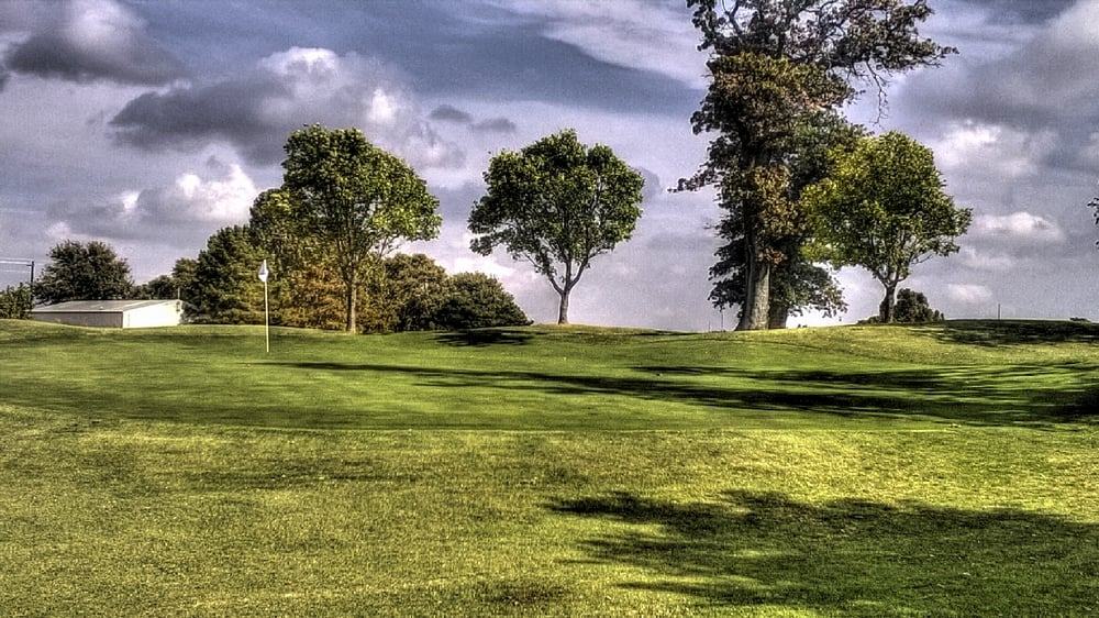 Turkey Creek Golf Course: Hennessey, OK