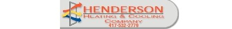 Henderson Heating & Cooling: 609 W Elm St, Lebanon, MO