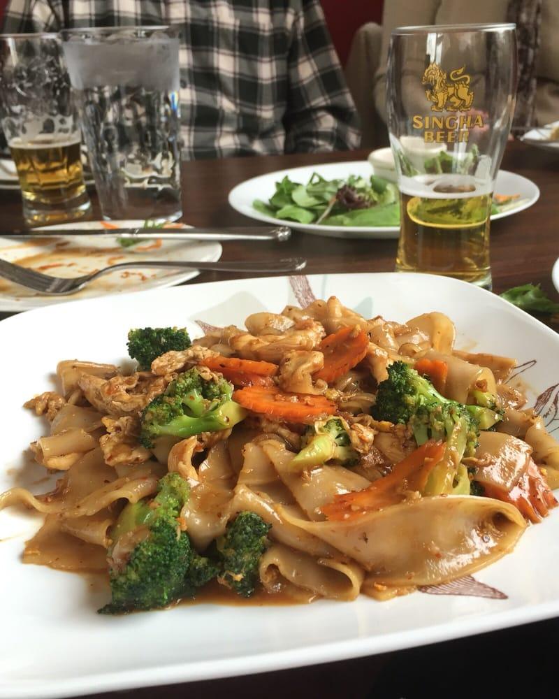 Sabieng 40 recensioni cucina thailandese 21 forest for Ristorante in baita vicino a me