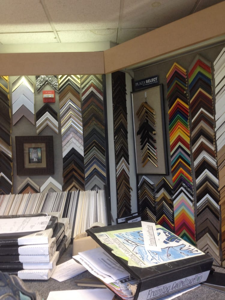 Plaza Artist Materials & Picture Framing - 12 Photos & 39 Reviews ...
