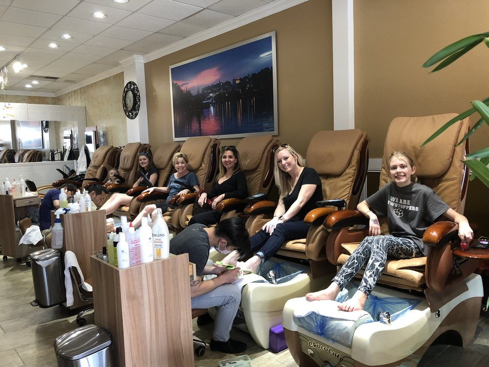The Nail Spa: 11200 Scaggsville Rd, Fulton, MD