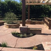 Pouring Concrete Photo Of Driveway Contractors Stockton Ca United States Landscaping Contractor