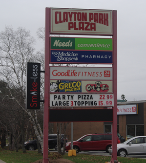 Smoke-less: 70 Lacewood Drive, Halifax, NS