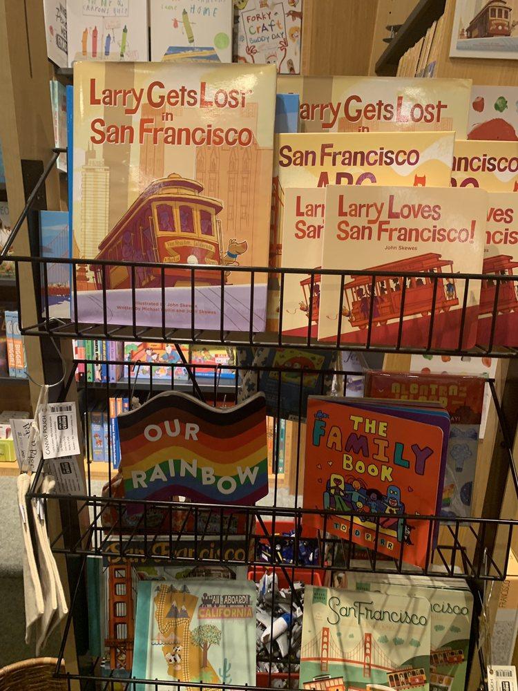 Compass Books: 780 S Airport Blvd, San Francisco, CA