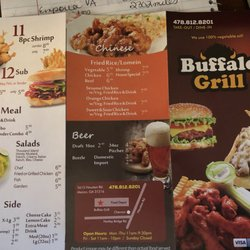 Buffalo grill american traditional 5615 hartley bridge rd macon ga restaurant reviews - Menu buffalo grill tarif ...