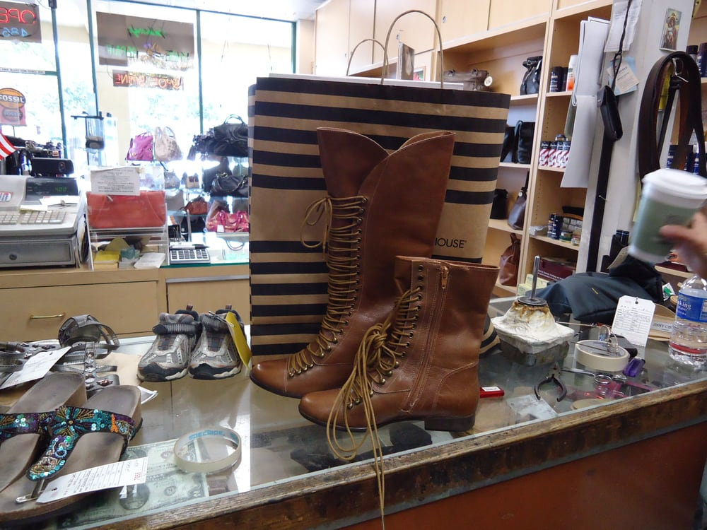 50188cb52f2 lamb skin leather jacket repaired at Anthony s shoe and leather repair it  had a burn hole but u will never know - Yelp
