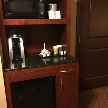 photo of hilton garden inn troy troy ny united states mini kitchen - Hilton Garden Inn Troy