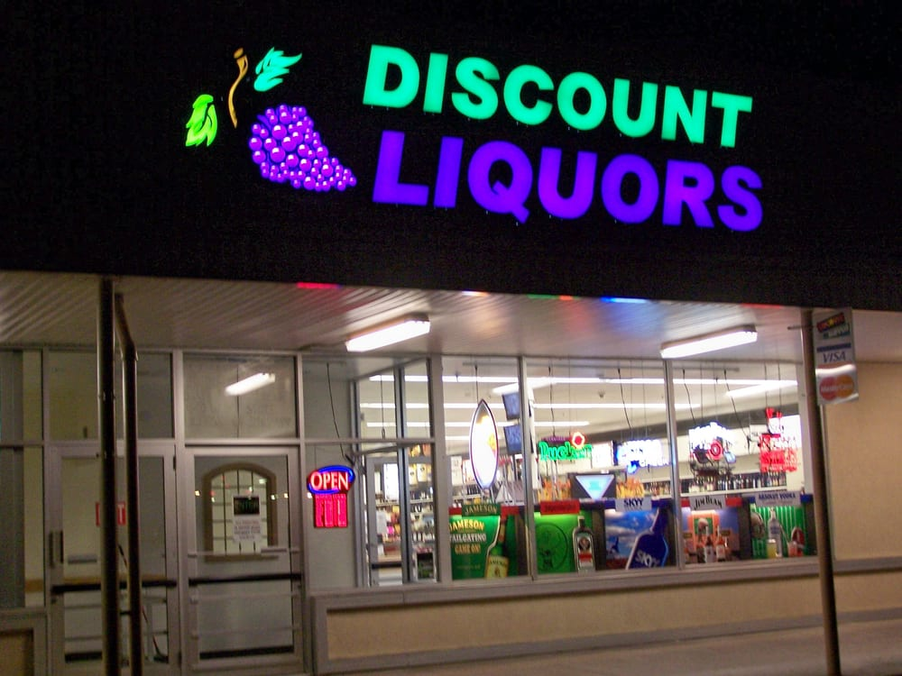 Plaza Discount Liquors: 1112 State Route 222, Cortland, NY
