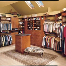 Incroyable Photo Of Closet Tailors   Bartlett, IL, United States. Large Walk In Closet